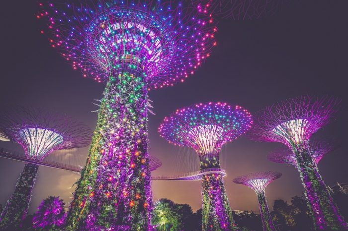 Colorful Singapore